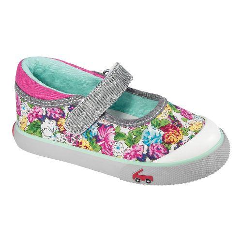 Kids See Kai Run Marie Casual Shoe - Multi 4