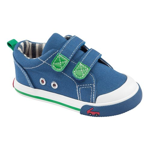Kids See Kai Run Hess II Casual Shoe - Navy 9