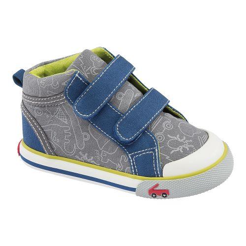 Kids See Kai Run KayCee Casual Shoe - Grey 4