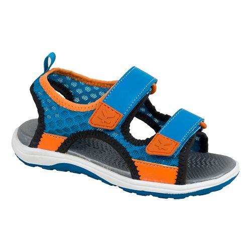 Kids See Kai Run Halifax Sandals Shoe - Blue 8