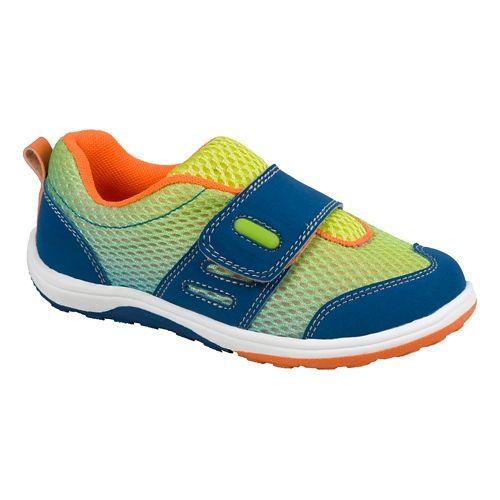 Kids See Kai Run Ventura Casual Shoe - Green 8