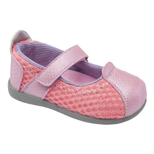 Kids See Kai Run Echo Casual Shoe - Pink 4