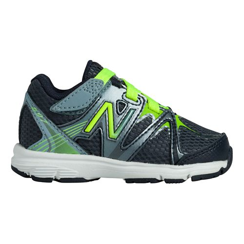 Kids New Balance 697 I Running Shoe - Hi-Lite/Grey 2