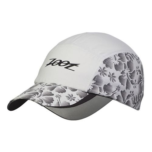 Womens Zoot Ventilator Cap Headwear - White