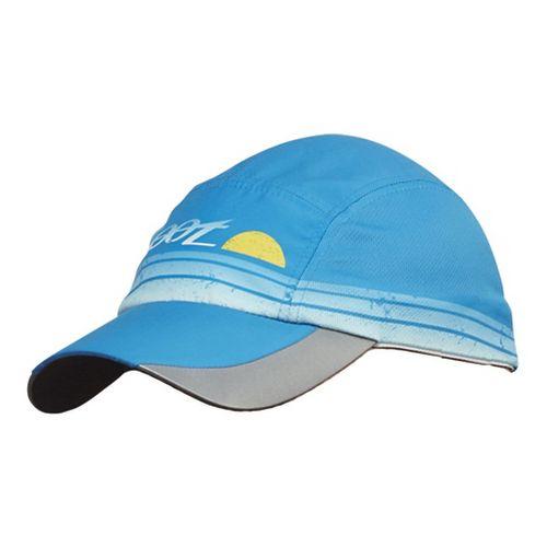 Womens Zoot Ventilator Cap Headwear - Maliblue