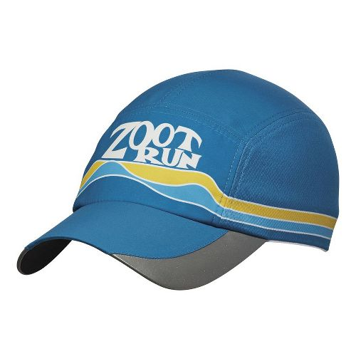 Mens Zoot Ventilator Cap Headwear - Blutonium