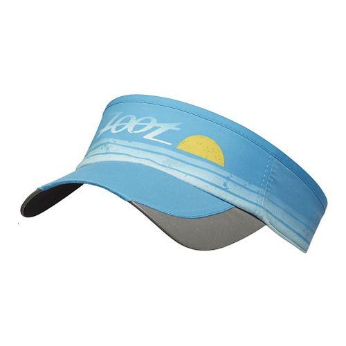 Zoot Ventilator Visor Headwear - Maliblue
