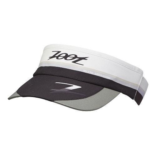 Zoot Stretch Visor Headwear - White