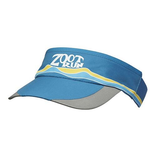 Zoot Stretch Visor Headwear - Bluetonium