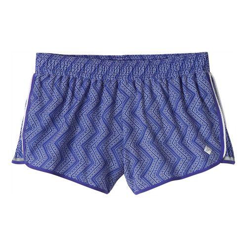 Womens Prana Poppy Lined Shorts - Sail Blue M