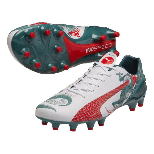 Men's Puma�EvoSpeed 1.3 Graphic FG