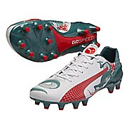 Mens Puma EvoSpeed 1.3 Graphic FG Cleated Shoe