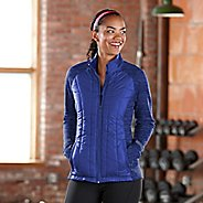Womens Road Runner Sports Warm Haven Puff Outerwear Jackets