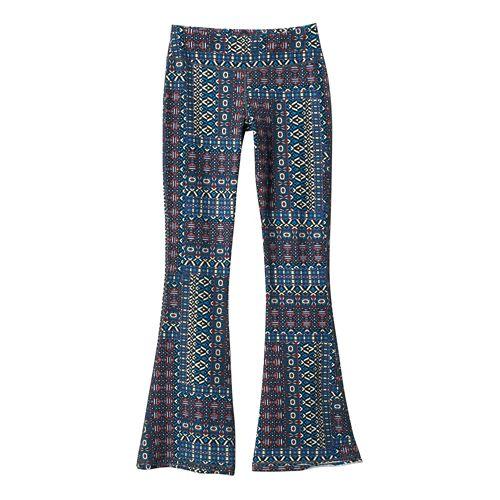 Womens Prana Juniper Pants - Cove Mosaic L