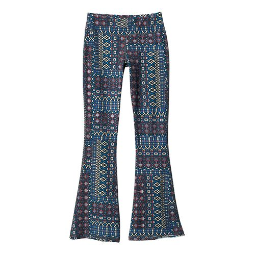 Womens Prana Juniper Pants - Cove Mosaic M