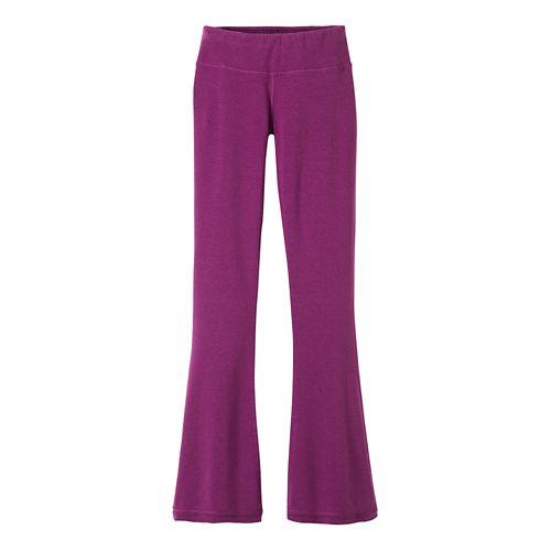Womens Prana Juniper Pants - Light Red Violet L