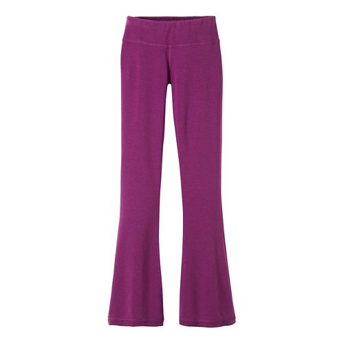 Womens Prana Juniper Pants - Light Red Violet M