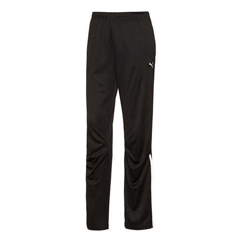 Womens Puma Hergame Walkout Full Length Pants - Black L