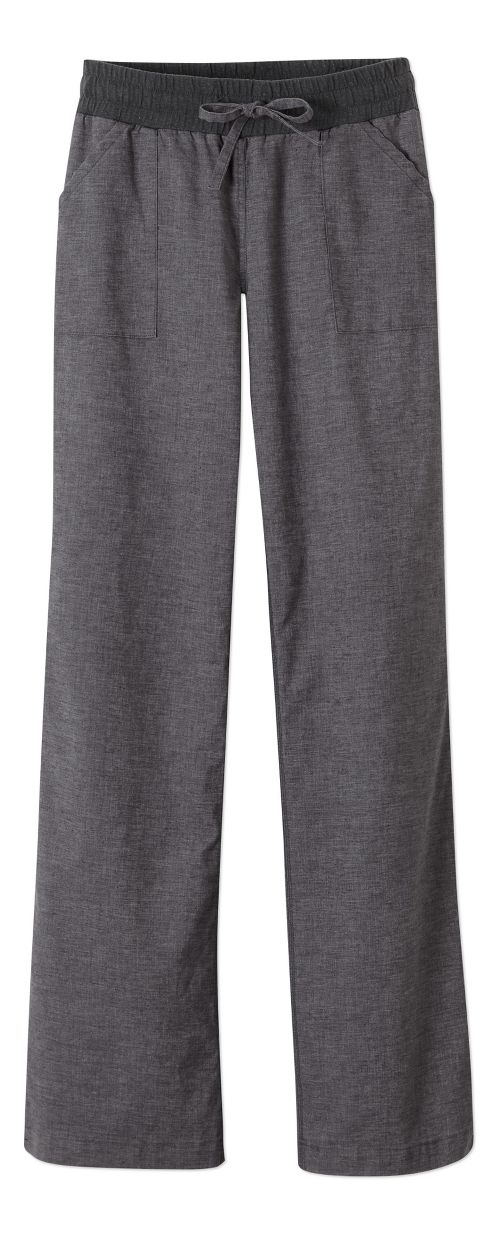 Womens Prana Mantra Pants - Coal S