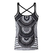 Womens Prana Marley Bra Tank Technical Tops