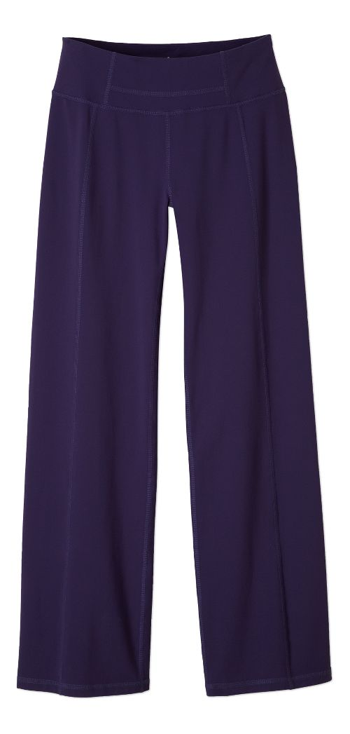 Womens prAna Julia Pants - Indigo L-T