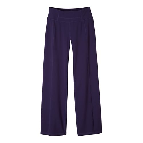 Womens prAna Julia Pants - Indigo M-S
