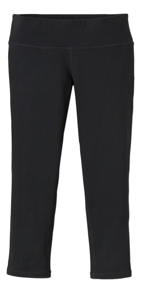 Womens prAna Ashley Legging Capris Tights - Black XS