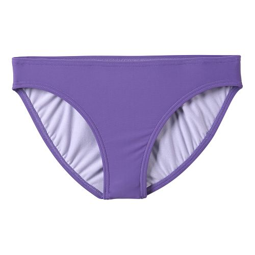 Womens Prana Lani Bottom Swim - Ultra Violet XL
