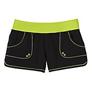 Womens Prana Millie Board Unlined Shorts
