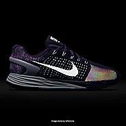 Womens Nike LunarGlide 7 Flash Running Shoe - Purple 6
