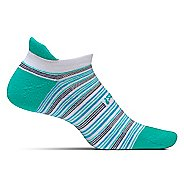 Feetures High Performance Light Cushion No Show Tab Socks