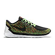 Womens Nike Free 5.0 Print Running Shoe