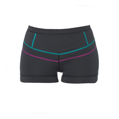 Womens Prana Hydra ShortSwim - Black S