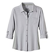 Womens Prana Kinley Shirt Short Sleeve Technical Tops