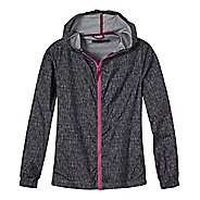 Womens Prana Callista Windbreaker Warm Up Hooded Jackets