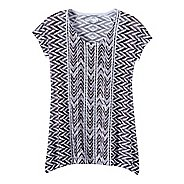 Womens Prana Danni Short Sleeve Non-Technical Tops