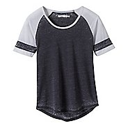 Womens Prana Cleo Tee Short Sleeve Non-Technical Tops