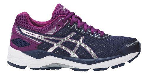 Womens ASICS GEL-Fortitude 7 Running Shoe - Indigo/Silver/Prune 12