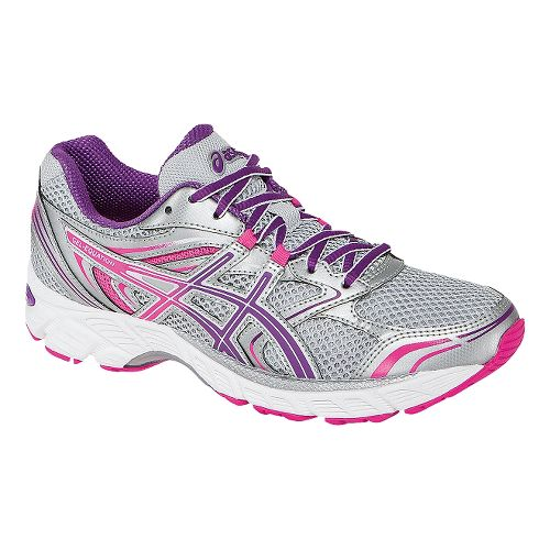 Womens ASICS GEL-Equation 8 Running Shoe - Silver/Purple 11.5