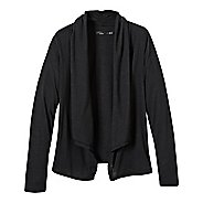Womens Prana Blakely Wrap Long Sleeve Sweater Non-Technical Tops