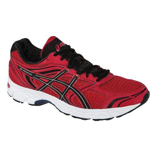 Mens ASICS GEL-Equation 8 Running Shoe - Red/Black 11.5