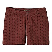 Womens Prana Michelle Unlined Shorts
