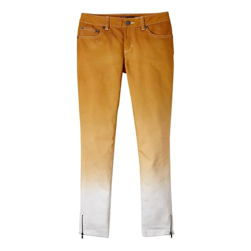 Womens Prana Jett Capri Pants - Cumin 12