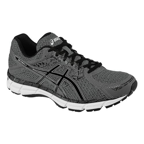 Mens ASICS GEL-Excite 3 Running Shoe - Carbon/Black 8