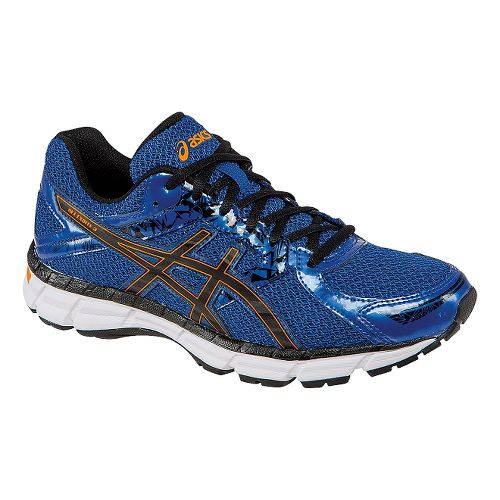 Mens ASICS GEL-Excite 3 Running Shoe - Blue/Black 6.5