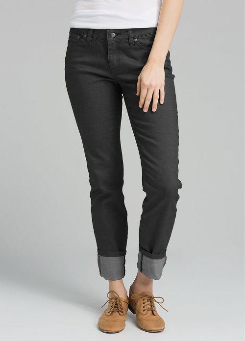 Womens prAna Kara Jean Pants - Black 4