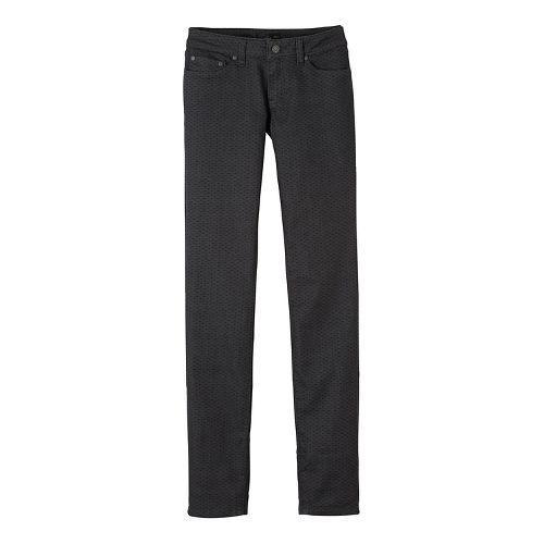 Womens prAna Kara Jean Pants - Grey 2