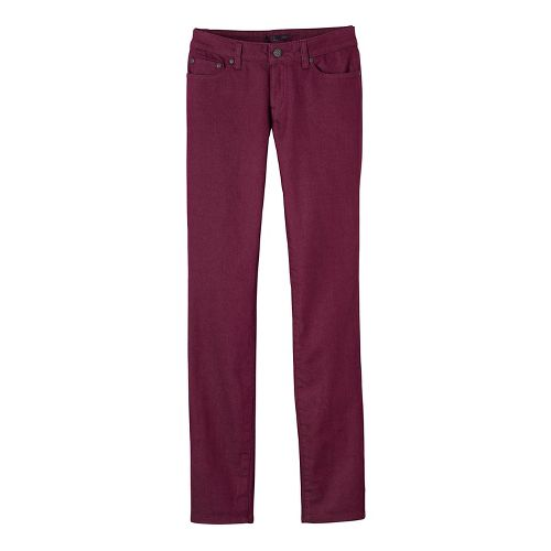 Womens prAna Kara Jean Pants - Purple 6