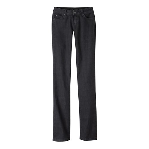Womens Prana Jada Jean Full Length Pants - Denim 14-S