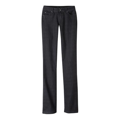 Womens Prana Jada Jean Full Length Pants - Denim 4-R